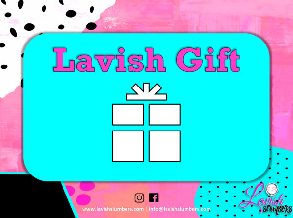 Lavish Slumbers eGift Card