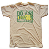 Corky Carroll Surf Co Tee 2012 (Nude)