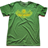 Corky Carroll Winged Crest Tee (Green)