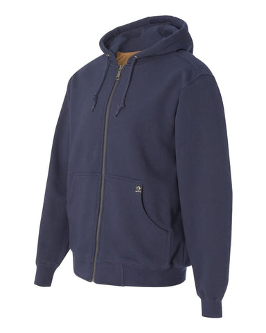 Dri Duck Crossfire Thermal-Lined Jacket-Navy