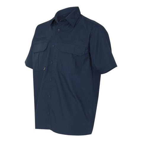 Dri-Duck Utility Shirt-Deep Blue