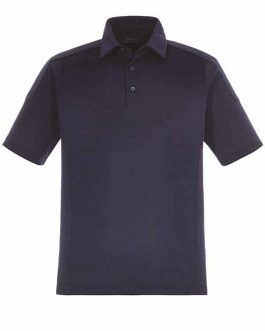 Ash City Extreme Men's Fluid Melange Polo-Night