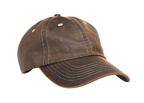 Spectrum Unstructured Canvas Cap-