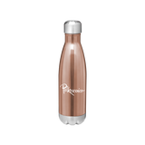 H2Go Force Copper/Vacuum Bottle - 17 Oz