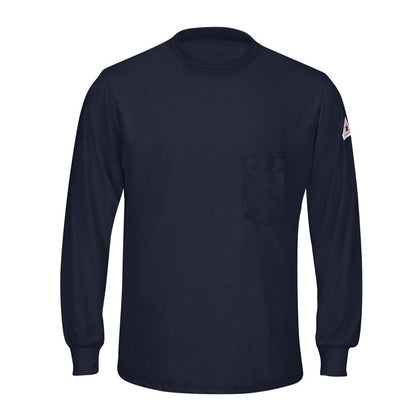 Bulkwark FR Long-Sleeve Tee - Navy