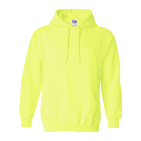 Gildan Heavy Blend Hoodie - Safety Colors