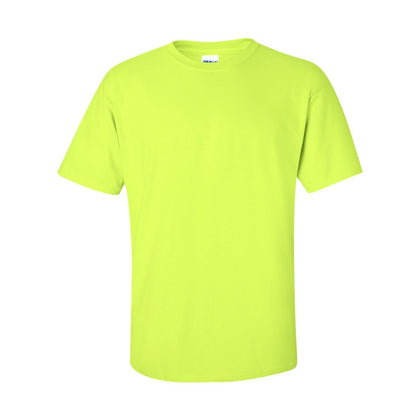 Gildan Ultra Cotton Tee - Safety Colors