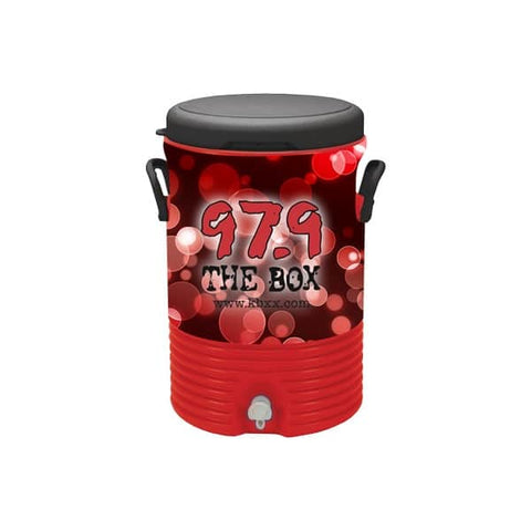 Igloo 10 Gallon Beverage Cooler-Diablo Red