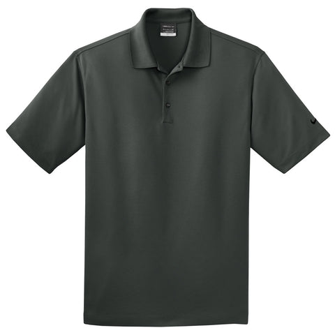 Men's Nike Golf Micropique Polo - Anthracite