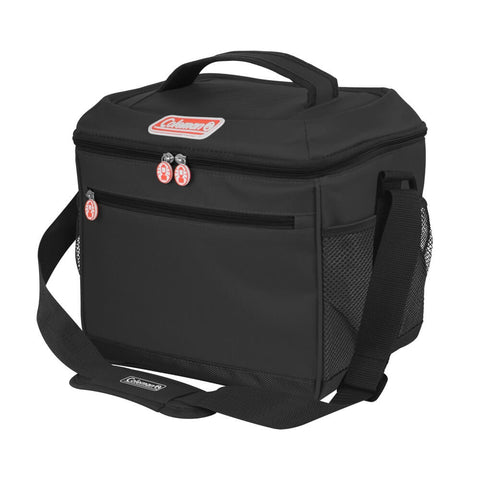 Coleman 18-Can Cooler w/ Removable Liner-Black