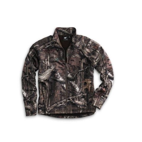 Mossy Oak Camo Full-Zip-Break Up Infinity