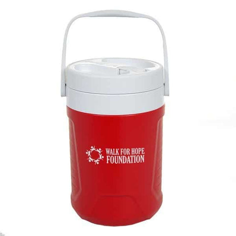 Coleman 1-Gallon Jug-Red
