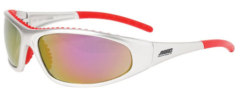 Bouton Flashfire Red Mirror Glasses - Red