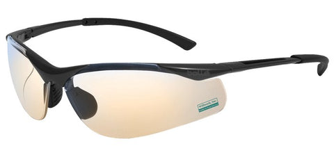 Bolle Contour ESP Glasses - Clear with ESP coating