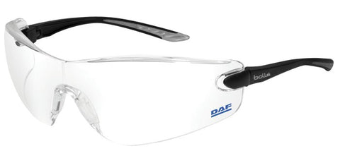 Bolle Cobra Clear Glasses - Clear