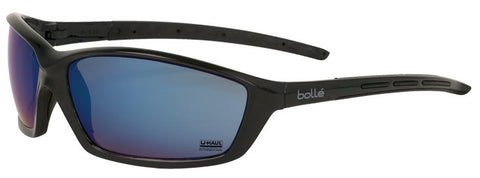 Bolle Solis Blue Mirror Glasses - Blue