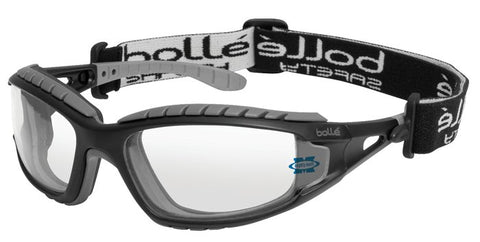 Bolle Tracker Clear Glasses - Clear