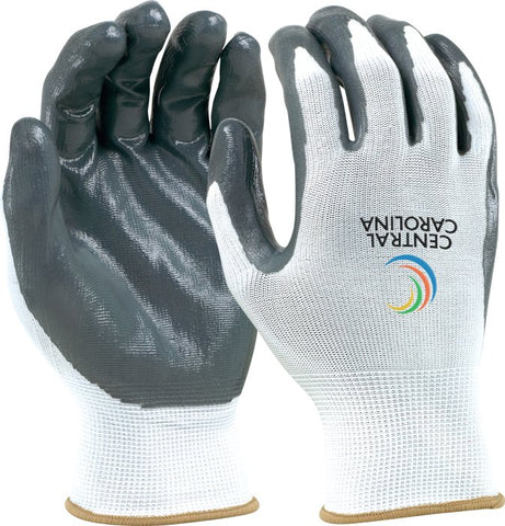 Nitrile Coated Pam Seamless Knit Glove