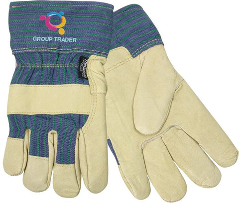 Thinsulate Lined Pigskin Leather Palm Glove