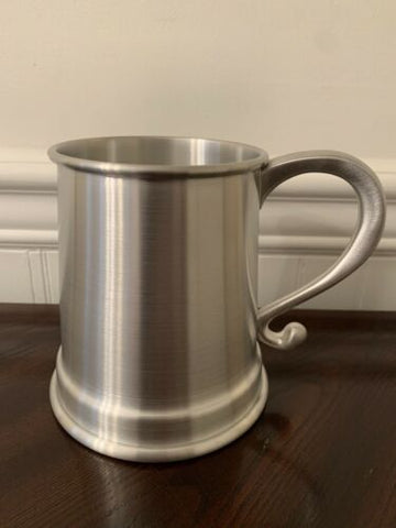 20 Ounce Pewter Tankard