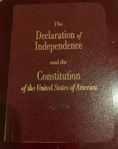 The Declaration of Independence and The U.S. Constitution
