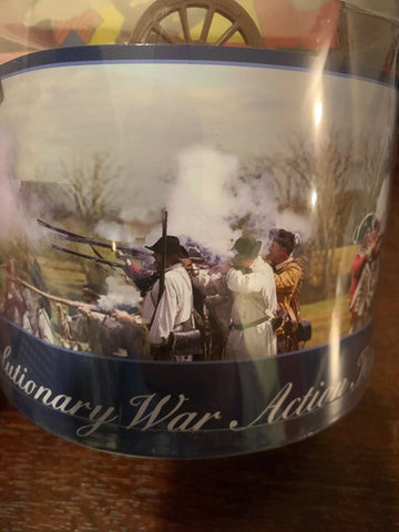 Revolutionary War Action Figures - 36pc Bucket