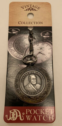 U.S. Grant Pocket Watch