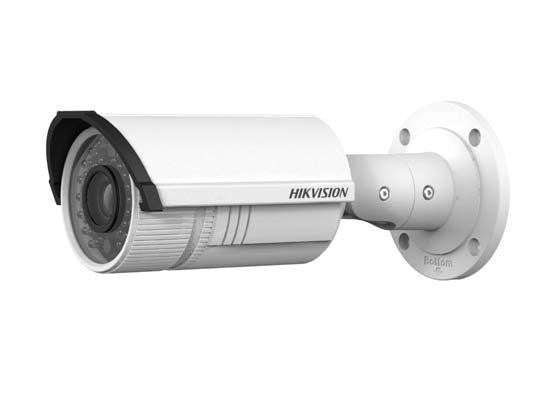Hikvision 2MP WDR Vari-focal Bullet Network Camera [DS-2CD2622FWD-I(Z)(S)]