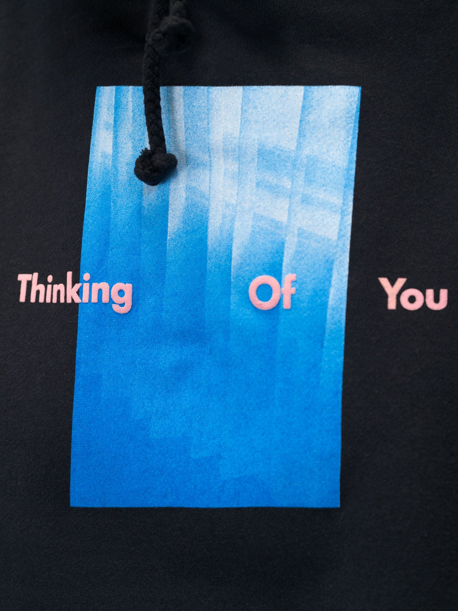 Thinking Of You – Curtain Pullover Hood