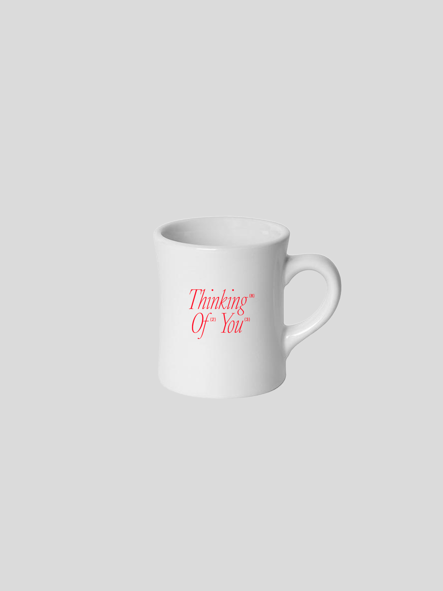 Thinking Of You Mug (White)