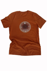 BLM Record Shirt in Autumn - Trunk Series