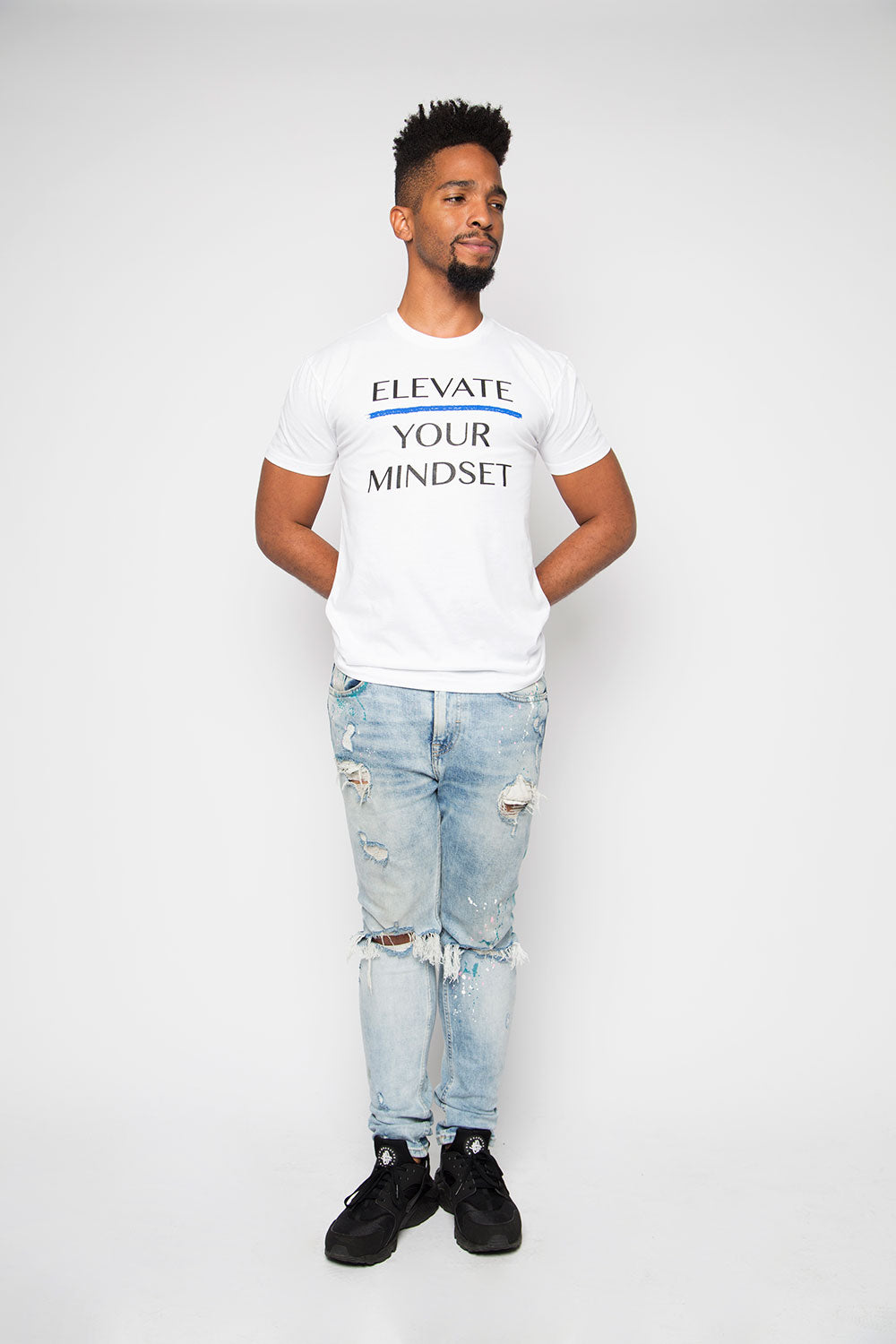 Elevate Your Mindset Shirt - Trunk Series, LLC