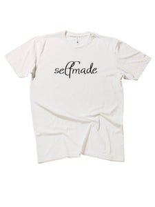 Selfmade Shirt in White - Trunk Series, LLC