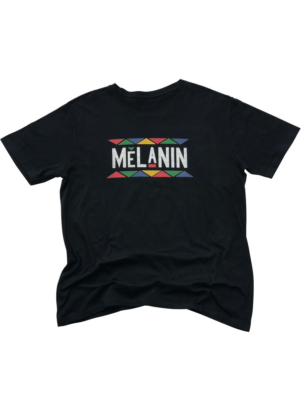 Melanin Shirt in Black - Trunk Series, LLC