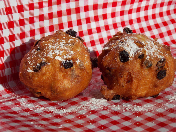 Help us win a planetary mixer to make oliebollen!