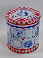 Load image into Gallery viewer, Traditional Dutch gift tin - Big Bite Dutch treats