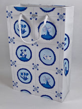Load image into Gallery viewer, delft blue gift bag- Big Bite Dutch Treats