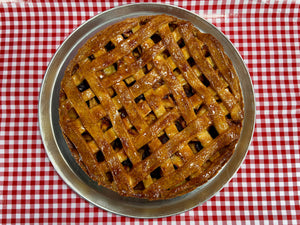 Apple pie - Appeltaart - Big BIte Dutch Treats