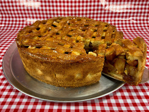 Appel taart - Dutch apple pie - Big Bite Dutch Treats