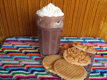 Load image into Gallery viewer, Dutch hot chocolate served with whipped cream - Big Bite Dutch Treats
