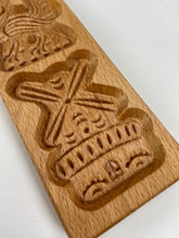 Load image into Gallery viewer, Dutch biscuit mould - Speculaas plank - Big Bite Dutch Treats