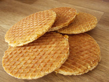 Load image into Gallery viewer, Stroopwafles - Dutch syrup waffles - Big BIte Dutch Treats