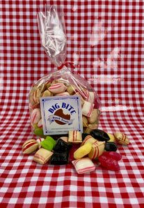 classic Dutch lollies - oud hollandsch snoep - Big Bite Dutch Treats