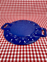 Load image into Gallery viewer, Back side cast iron little Dutch pancake pan - Big Bite Dutch Treats