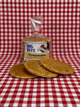 Load image into Gallery viewer, Stroopwafels - Dutch syrup waffles - Big Bite Dutch Treats