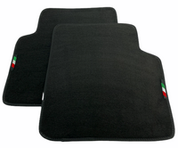 FLOOR MATS FOR Fiat 500 (2016-2020) AUTOWIN.EU TAILORED SET FOR PERFECT FIT