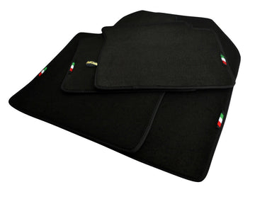 FLOOR MATS FOR Alfa Romeo Giulietta (2016-2020) AUTOWIN.EU TAILORED SET FOR PERFECT FIT