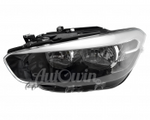 BMW 1 SERIES F20 F21 HALOGEN HEADLIGHT LEFT AND RIGHT SIDE # 63117358391 # 63117358392