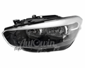 BMW 1 SERIES F20 F21 HALOGEN HEADLIGHT LEFT SIDE # 63117358391