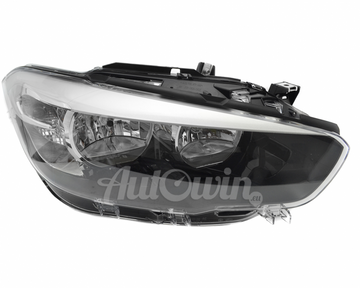 BMW 1 SERIES F20 F21 HALOGEN HEADLIGHT RIGHT SIDE # 63117358392
